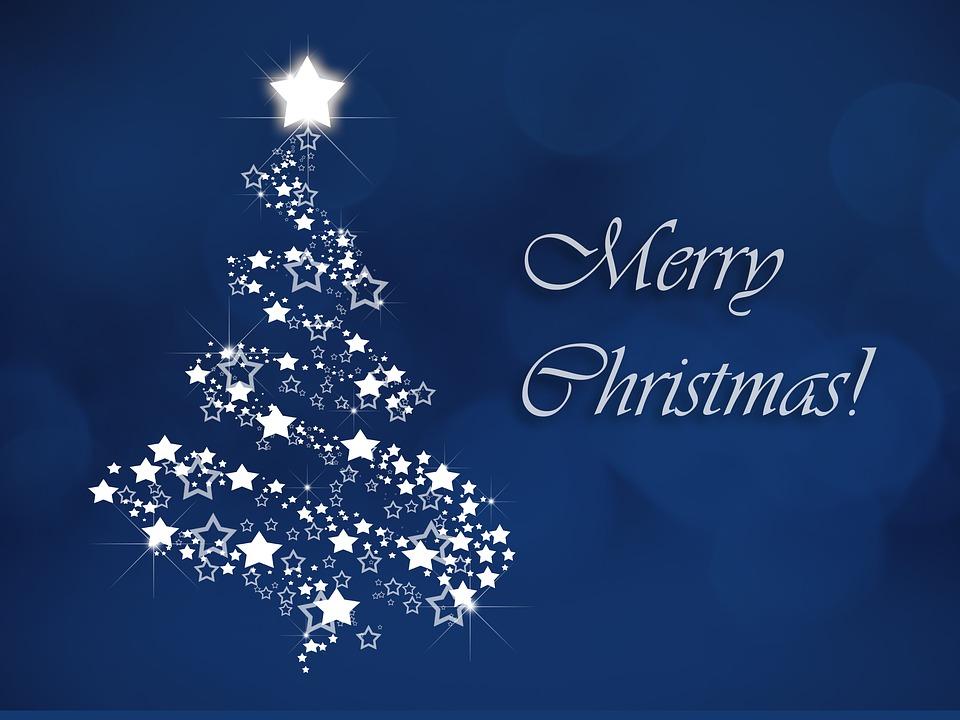 Frohe Weihnachten & einen guten Rutsch ins neue Jahr!